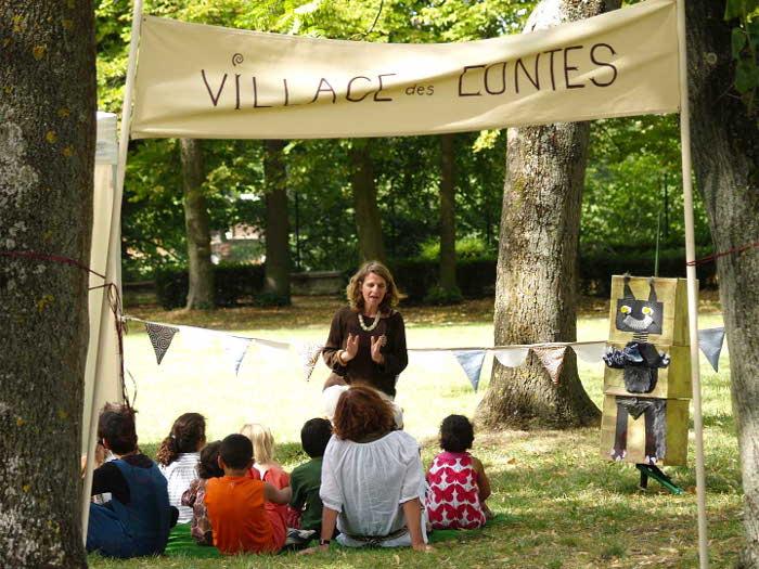 Karine Mazel Village de l'imaginaire